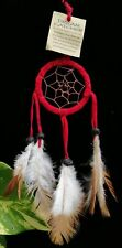 Small Red Dream Catcher - 098Y15