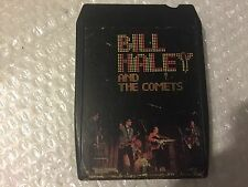 Vintage 8 Track Cassette Tape Bill Haley And The Comets