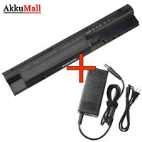 Battery/Charger for HP ProBook 440 445 450 470 455 G0 G1 HSTNN-W99C HSTNN-YB4J
