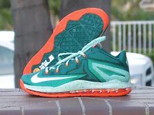 Nike Air Max 360 LeBron XI 11 Low Men's Basketball Shoes 642849-313