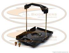 Bobcat 863 873 Battery Tray Hold Down Kit Bracket Skid Steer Loader Pan Plate