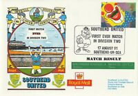17 AUGUST 1991 SOUTHEND UNITED v BRISTOL CITY DIVISION 2 DAWN FOOTBALL COVER