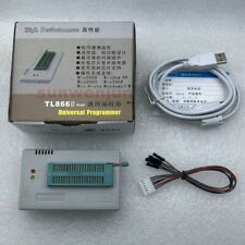XGecu TL866II Plus USB Programmer for 15000+IC SPI Flash NAND EEPROM MCU PIC AVR