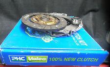 Valeo 3 Piece Clutch Kit fits Citreon Berlingo B9 08-16 Peugeot 206 98-19 NEW