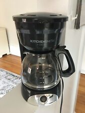 kitchenaid coffee maker BLACK