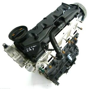 VW Motor CAY 105PS 1,6 TDI Golf 6 Audi Seat Skoda Comanrail erst 18 TKm Bj.14