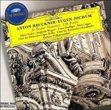 Bruckner: Te Deum; Motets; Psalm 150