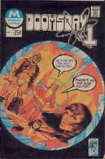 Doomsday + 1 (Charlton) #5 (2nd) FN; Charlton | save on shipping - details insid