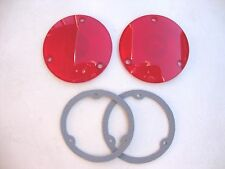 57 58 59 60 61 62 63 64 FORD TRUCK F100 TAILLIGHT LENSE AND GASKET KIT NEW