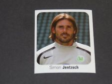 473 JENTZSCH VFL WOLFSBURG PANINI FUSSBALL 2006-2007 BUNDESLIGA FOOTBALL
