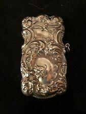 Antique Whiting Sterling Silver Match Safe