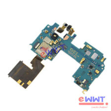 "for HTC One M8 5.0"" 2014 Single Sim Power On Off w/ Mic Board Flex Cable ZVFE218"