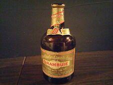 Prince Charles Edward's Liqueur Drambuie 23/32 Quart Glass Man Cave Bottle