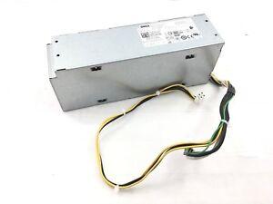 GENUINE Dell WWM46 82DRM DP3DV OEM NEW Power Supply D180EPS-01 SHIP FAST