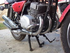 kawasaki 250/350/ 400 s1/s2/s3  3 cages a aiguilles coté piston et 6 circlips