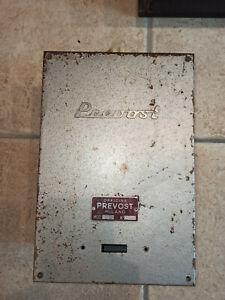 Prevost tube preamplifier - Cinemeccanica Klangfilm Western Electric Westrex