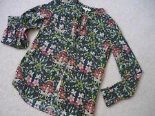 Next Blouse/Shirt/Top Floral Size 10