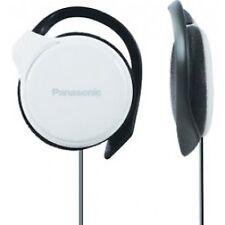 Panasonic Rphs46ew Slim Clip-on Earphones White - BRAND