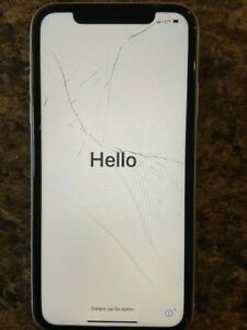 Apple iPhone XR - 64GB - White (Verizon) Unlocked Used Cell Phone