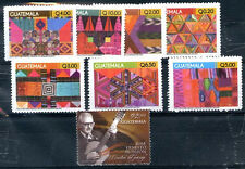 GUATEMALA 2011, 2 Different Complete Sets