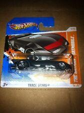 Rare Short Pack 2010 Hot Wheels Track Stars The Batman Batmobile #1/15 New