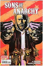 Sons of Anarchy TV Series Comic Book #8, Boom 2014 NEW UNREAD