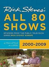 Rick Steves Europe  2000-2009 (DVD, 13 disc boxed set, 2009) - Free Shipping