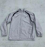 Vintage Nike Windbreaker Jacket 90s Athletic Zip Up Size Mens XXL