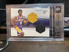 1999 SPX Winning Materials Kobe Bryant Game-Worn Jersey/Shoe BGS 8.5 Lakers