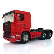 1/14 Hercules 6*4 RC Scania Lowtop Tractor Truck KIT Motor Painted Model 802