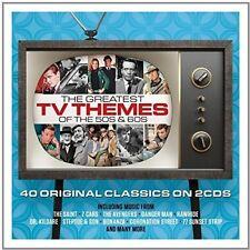 Greatest Tv Themes / - Greatest TV Themes (Original Soundtrack) [New CD] U