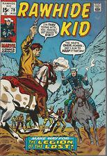 Rawhide Kid #79 Bronze Age August 1970 Vg Williamson art