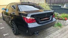 BMW 5er E60 Dachspoiler Spoiler Heckflügel Ansatz Dach M5 Design Heckspoiler Neu