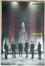 BAP B.A.P Matrix POSTER 4th Mini Album Unfolded w/ Tube Case 비에이피