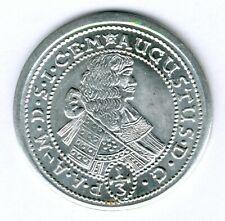 DDR Medaille aus Alu. vom 1/3 Taler 1669, D.35,91mm - Flemming