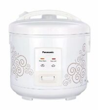 Panasonic SR-JN185 220v 8 to 10 Cup Rice Cooker - 220 230 Volts for Europe Asia