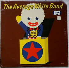 Average White Band - Show Your Hand - Rare SEALED Copy - Cutout Corner - MCA-351