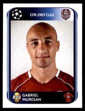 Panini Champions League 2010-2011 Gabriel Muresan CFR 1907 Cluj No. 337