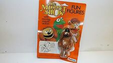 "RARE PALITOY THE MUPPET SHOW 4-1/4"" FIGURE PUPPET ROWLF 1977 MOC  (WM73)"