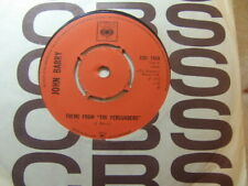 """John Barry – Theme from The Persuaders 1971 7"""" CBS 7469"""