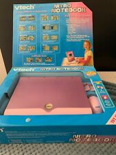 Vtech Nitro Notebook Children's Portable Learning Laptop Computer Pink