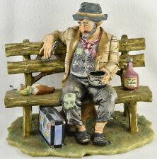Pucci Natures Nobleman #2278 - Vintage Bisque Capodimonte Hobo