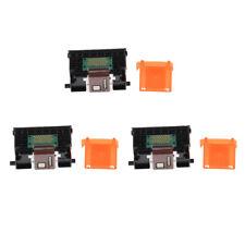 3PCS Ersatzdruckkopf für Canon Drucker, Kompatibles Modell QY6 0059,