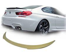 BMW Série 6 F13 Coupé 640i 650i M6 Mise au point Spoiler Aileron F12