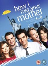 HOW I MET YOUR MOTHER COMPLETE SERIES 1 - 9 DVD BOX SET SEASON 1 2 3 4 5 6 7 8 9