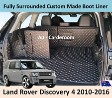 Land Rover Discovery 4 2010-2016 Custom Made Trunk Boot Mats Liner Cargo Cover