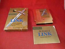 Zelda II: The Adventure of Link Nintendo NES Near Complete #H1