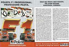 X0591 Polistil F1 professional - Pubblicità del 1994 - Vintage advertising