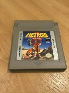 Metroid II 2: Return of Samus (Nintendo Game Boy, 1991)