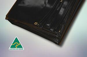 Tarpaulin PVC Tear Stop(Rip Stop) OZ Made - High Quality Traps